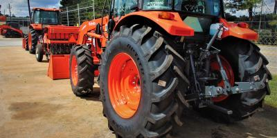 A Guide to Checking Tire Pressure on Tractors, Winder, Georgia