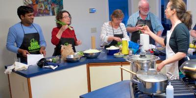 Five reason how learning how to cook will change your life, Asheville, North Carolina