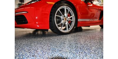 What Is Polyurea and Polyaspartic Flooring?, O'Fallon, Missouri