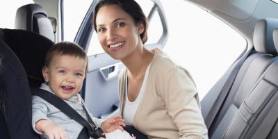 3 Ways to Keep Your Kids Safe in an Auto Collision, Dublin, Texas