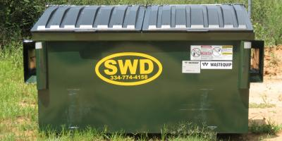 A Guide to Keeping Critters Away From Your Dumpster, Ozark, Alabama
