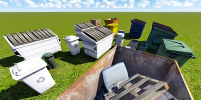 How to Choose the Right Dumpster Rental Size, Princeton, West Virginia
