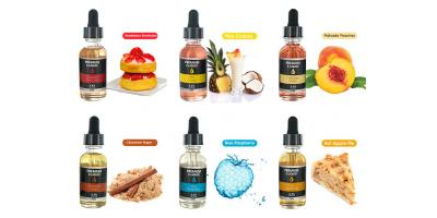Deliciously Delectable Premium E-Juice Flavors, Northeast Jefferson, Colorado