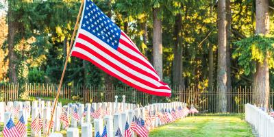 A Guide to Headstones, Medallions, or Markers for a Veteran's Grave, New Richmond, Ohio