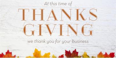 Happy Thanksgiving, Santa Fe, New Mexico
