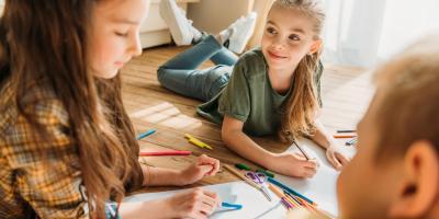 4 Ways Art Programs Impact Early Childhood Development, San Marcos, Texas