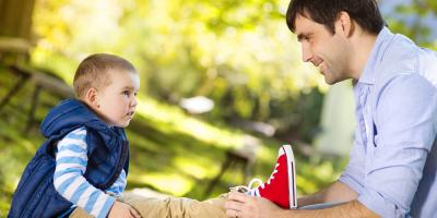 5 Tips for Teaching Children to Tie Their Shoes, St. Charles, Missouri