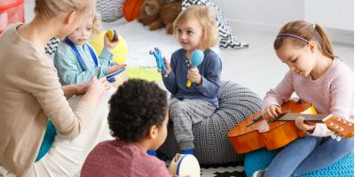 Why Is Music So Important for Early Childhood Learning?, Anchorage, Alaska