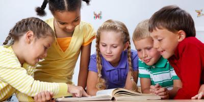 Top 5 Recent Children's Books, Shelton, Connecticut