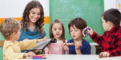 3 Ways Music Assists Child Development, Plymouth, Michigan