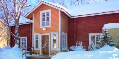 4 Places to Install Insulation in a Home, Dummerston, Vermont