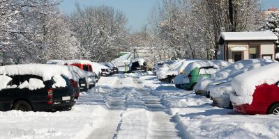 3 Ways Winter Weather Affects Asphalt, East Earl, Pennsylvania
