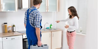 5 Easy Ways to Avoid Clogged Sinks, Tubs & Toilets, East Hartford, Connecticut