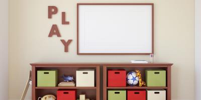 3 Tips for Organizing Your Child's Playroom Items in Your Storage Unit, Middle Creek, Nebraska