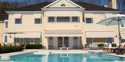 Understanding How Retractable Awnings Work, East Rochester, New York