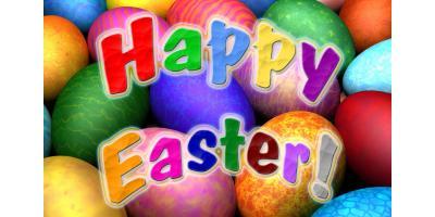 Happy Easter, Staten Island, New York