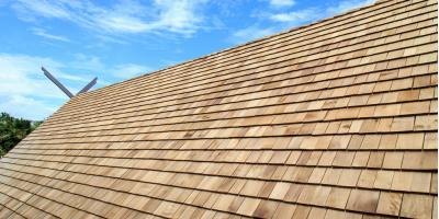 What's the Difference Between Wood Shakes & Shingles?, Watertown, Connecticut