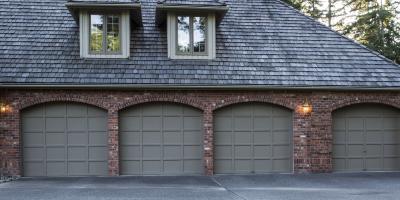4 FAQ About Residential Garage Doors , Easton, Connecticut