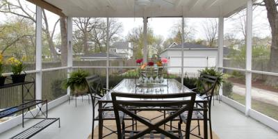 Why You Should Screen In Your Porch, Springfield, Ohio