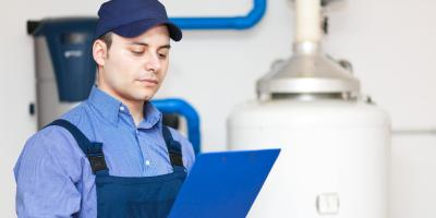 5 Signs You Need Water Heater Repairs, Edgewood, Kentucky