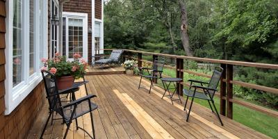 A Homeowner's Guide to the Value of a Deck, Edina, Minnesota