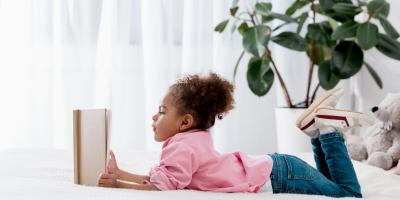 4 Ways to Help Your Child Focus When Reading, Manhattan, New York