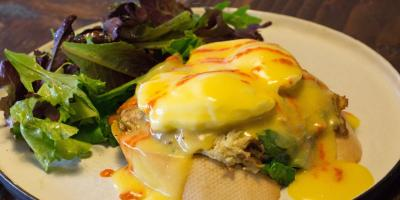 Why Is Fresh Food Better Than Frozen? Egghead Cafe Explains, Honolulu, Hawaii