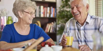 Retirement Home Staff Explains the Importance of Senior Nutrition, Waterloo, Illinois