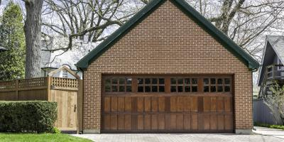 An Electric Garage Door Provides The Utmost Convenience To Homeowners By  Offering The Ease Of Access At The Push Of A Button... Read More U003eu003e