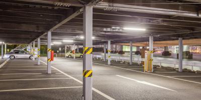 The Importance of Lights in Parking Lots, Texarkana, Texas