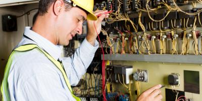 Electric Company Recommends Top 5 Questions to Ask When Hiring a Commercial Electrician, Hurricane, Missouri