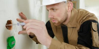 5 Signs It's Time to Upgrade Your Outlets, Bluefield, West Virginia
