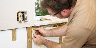 How to Replace Electrical Wiring in an Old House, Queens, New York