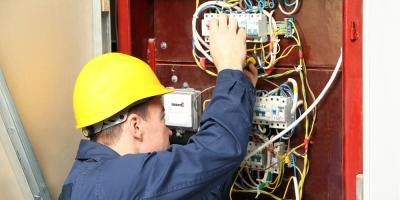 5 Signs You Need Electrical Wiring Services, High Point, North Carolina