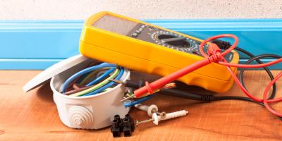 5 Key Items on an Electrician's Inspection Checklist, Kiowa, Oklahoma