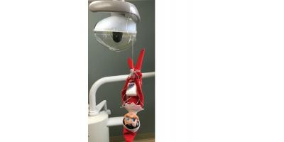Hanging the Elf, Rochester, New York