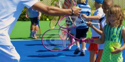 Why tennis will make your kids more successful in school? , Manhattan, New York