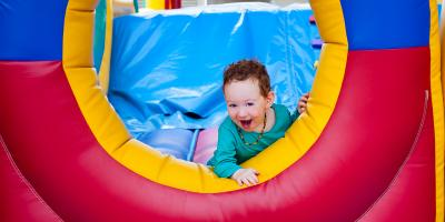 5 Safety Tips When Renting a Bouncy House, Elk River, Minnesota
