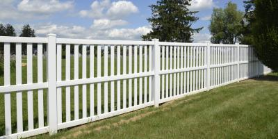 3 Tips to Maintain a Vinyl Fence, Elko, Nevada