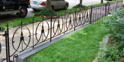 How Wrought Iron Fencing Can Increase Your Property Value, Covington, Kentucky