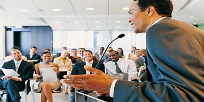 New Year's Resolutions: The Importance of Public Speaking Classes to Build Confidence, Manhattan, New York