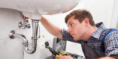 3 Types of Emergency Plumbing Problems, Norwood, Ohio