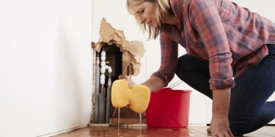 4 Steps to Minimizing Emergency Water Damage When a Pipe Bursts, Cameron, Wisconsin