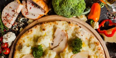 3 Reasons to Try a Grilled Chicken & Broccoli Pizza, Bronx, New York