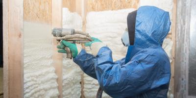 Why You Should Insulate a Commercial Building with Spray Foam, Eminence, Kentucky