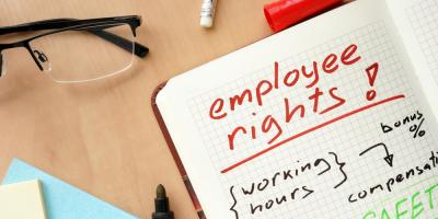 Top 4 FAQs About Employment Law, New Haven, Connecticut