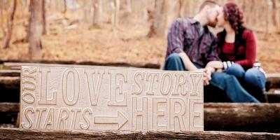 Top 3 Places for Engagement Photos in Saint Charles, St. Peters, Missouri