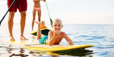 3 Health Benefits of Paddle Boarding, Waianae, Hawaii