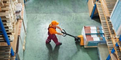 3 Essential Details About Epoxy Resin Coatings, Pierce, Ohio