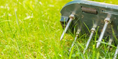 Why You Need to Aerate Your Lawn, Pell City, Alabama